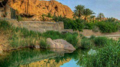 ازمیغان بهشت کویر ایران