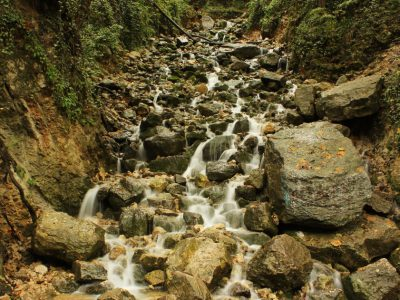 آبشار آب پری یا پری او رویان نور مازندران