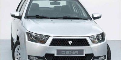 خودرو دنا تولید ایران