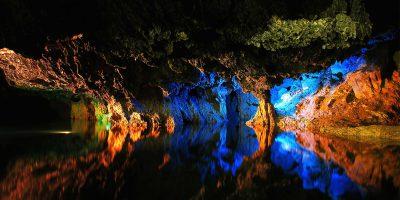 غار زیبای علیصدر همدان