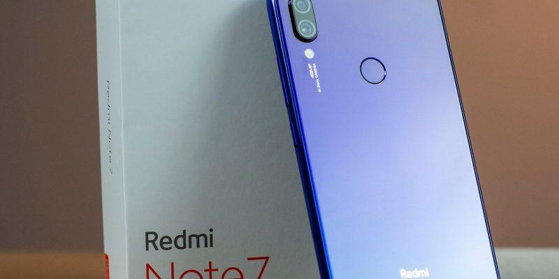 گوشی ردمی نوت 7 شیائومی Xiaomi Redmi Note 7