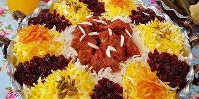 طرز تهیه و دستور پخت قیمه نثار قزوین