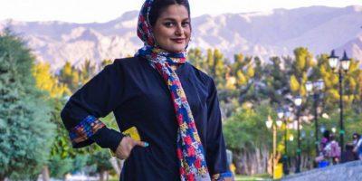 نجمه خدمتی تیرانداز المپیکی ایران