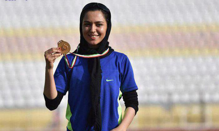 دخترباد ایران فرزانه فصیحی