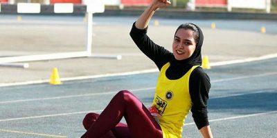 فرزانه فصیحی کیست؟-بیوگرافی سوابق و افتخارات فرزانه فصیحی دختر باد ایران