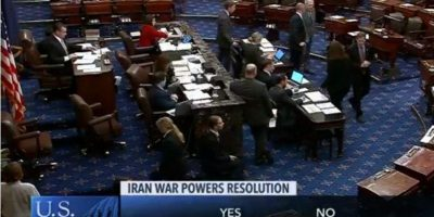 تصویب کاهش اختیارات جنگی ترامپ علیه ایران
