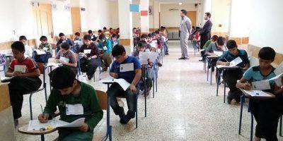 زمان بندی تدریس دروس مدرسه چهارشنبه 24 اردیبهشت