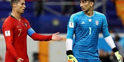آمار علیرضا بیرانوند به عنوان بهترین بازیکن آسیایی تاریخ جام جهانی