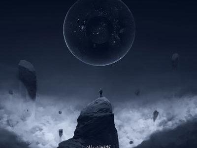 آلبوم رویای اول آبی تیره گروه کلاغ ها در باران